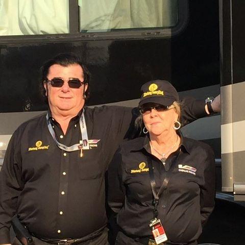 Ken and Brenda owners of Mustang Sampling enjoyed their stayinhellip
