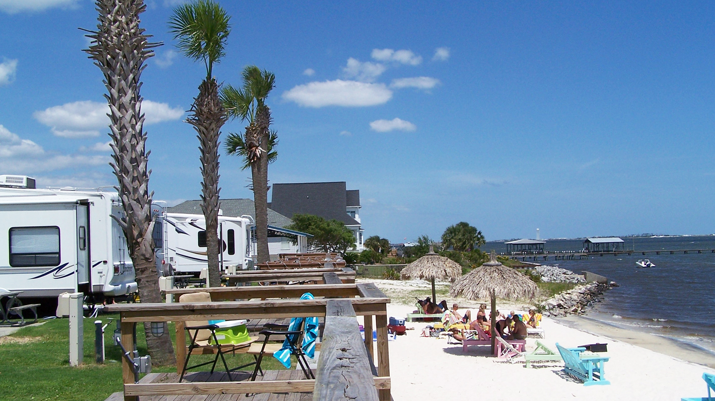 Tips For Rving On The Beach Suncoast Rv Rental