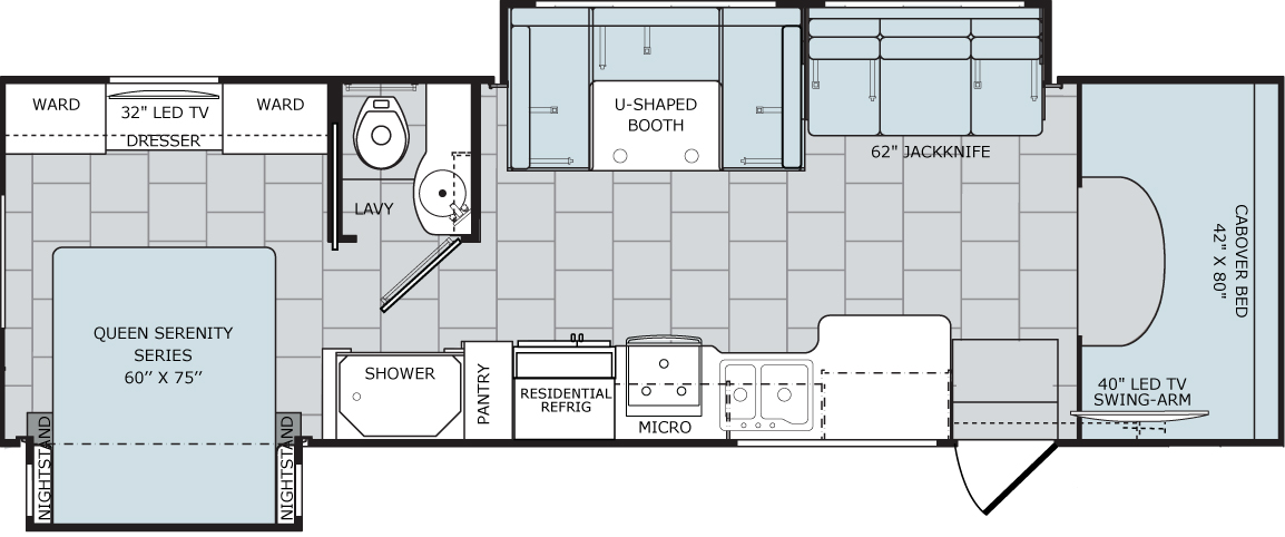 FLOOR PLAN -VESTA